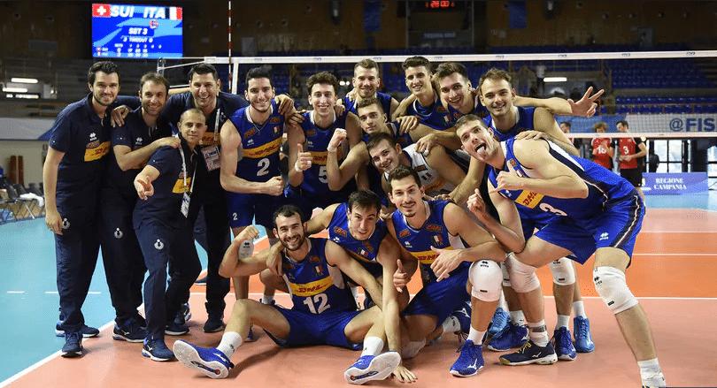 Calendario Universiadi.Napoli Universiadi 2019 Guida Al Torneo Maschile Di Pallavolo