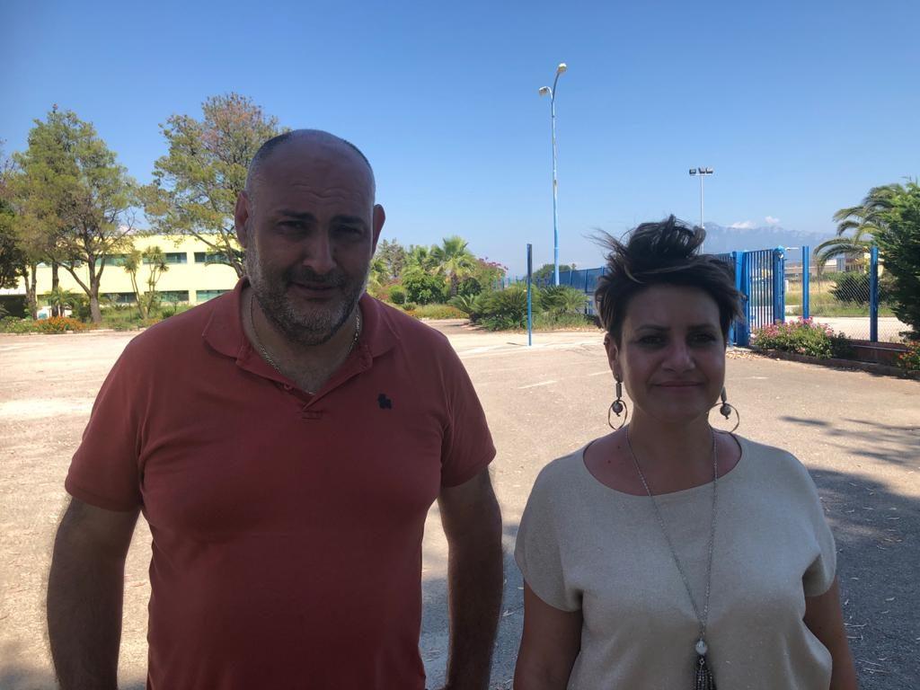 Marianna Formica e Diego Mattioli Treofan