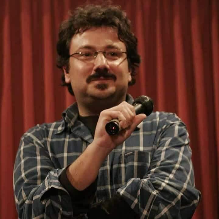 Andrea D'Ambrosio, regista originario di Roccadaspide e residente a Pontecagnano