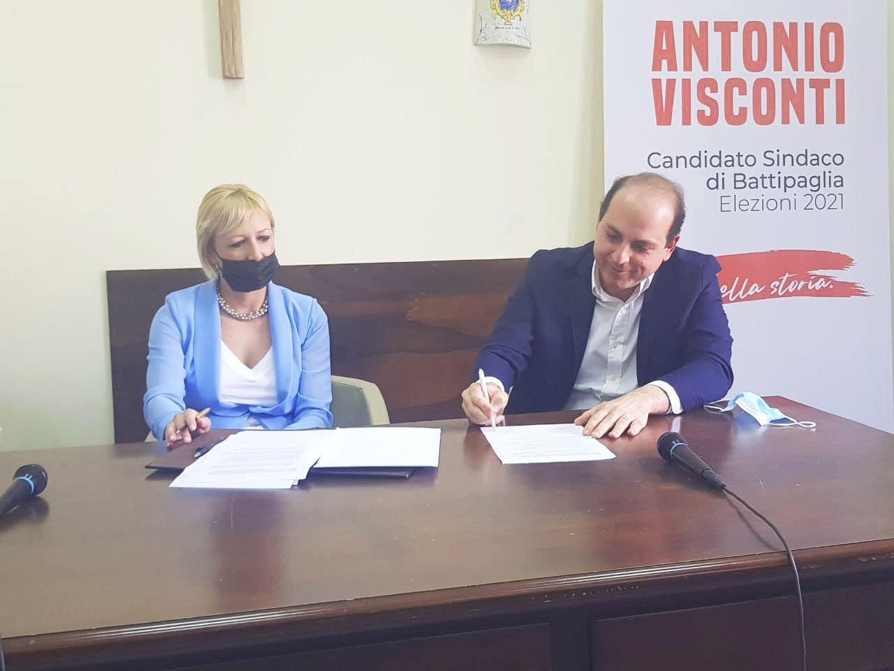 Antonio Visconti Cittade