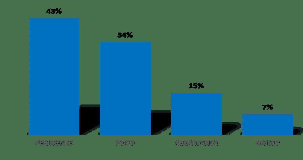Grafico 5 - Indice di soddisfazione