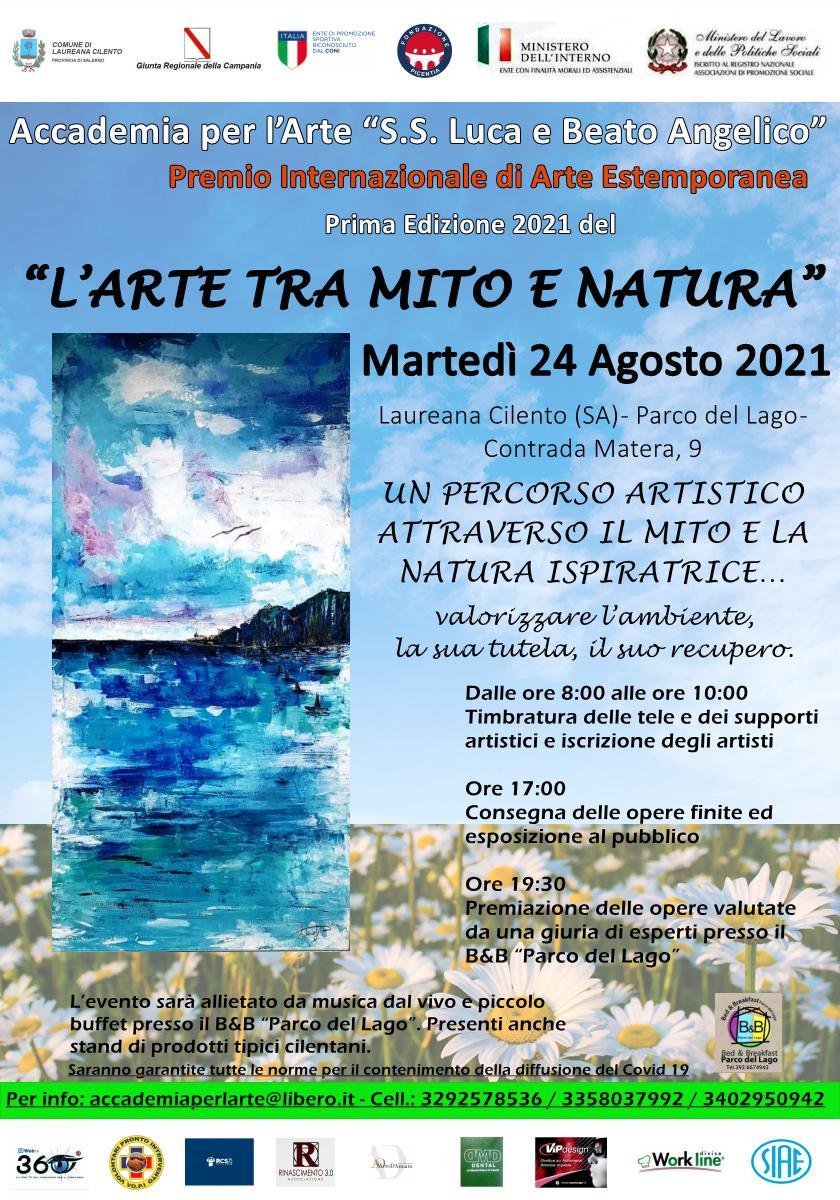Premio Internazionale Arte Estemporanea 2021